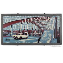 Howard Street Bridge, Baltimore, MD