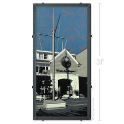 Kite Loft Ocean City Silk Screen Artwork