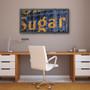 Domino Sugars Silk Screen Art By Barton