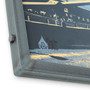 Roberto Clemente Bridge Hand Welded Steel Frame Option