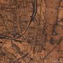 Alexandria city street map