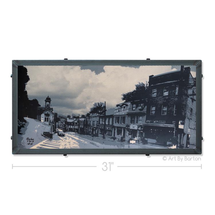 Ellicott City Artwork by Charlie Barton