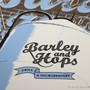 Barley and Hops Brewery Artwork Detail