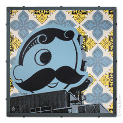 Natty Boh Baltimore Silk Screen Print