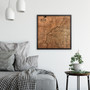 Denver Silk Screen Print by Charlie Barton