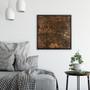 Paris Silk Screen Print by Charlie Barton