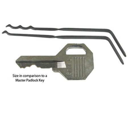 Bogota titanium lock pick tool set for Lock pick rake template
