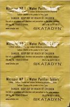 Katadyn Water Purifier Tablets