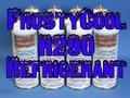"R290 Refrigerant ""20 oz Equivalent"" - 1 case (12x Cans)  Formally 22a"