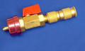 High Side R-134a valve core service tool - Replace valve without recovering refrigerant
