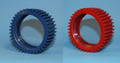 Rubber Bumper Set (Red & Blue) Gauge protector