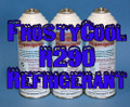 "3 Cans of R290 Refrigerant ""20 oz Equivalent""  Formally 22a"