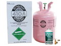 R-410a Refrigerant    includes  4 oz. Oil Chill and Can Tapper to replace lost lubricant