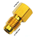 Tank Adapter   Tank Adapter   1 /4'' Female   to  1/2''  ACME Male