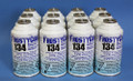 "FrostyCool 134 Replacement for R134a Refrigerant ""16 oz Equivalent"" - 1 case (12x cans)"