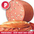 Mortadella with Pistachios, Imported (Perishable)