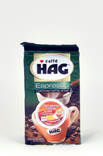Caffé HAG Espresso Decafinated Ground Coffee