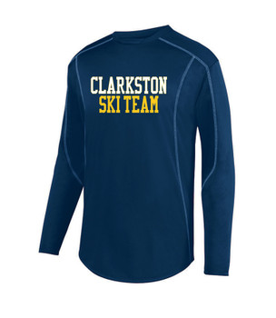 CHS SKI TEAM - MENS KNIT PULLOVER