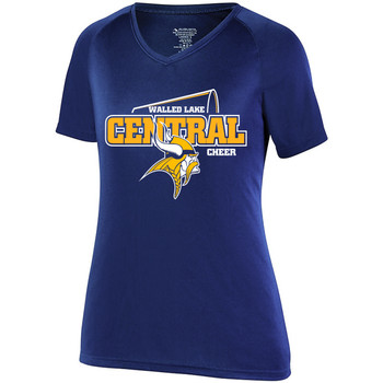 WLC CHEER LADIES PERFORMANCE TSHIRT