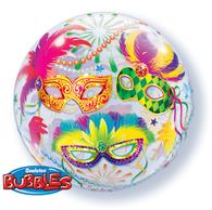 Qualatex Masquerade Ball Bubble Balloon