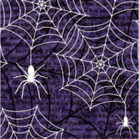 Creepy Webs Napkins