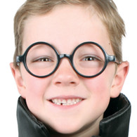 Harry Potter Schoolboy Spec Glasses | Smiffy's