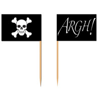 Pirate Flag Picks