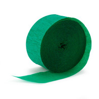 Streamers Emerald Green