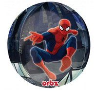 Orbz Ultimate Spiderman Balloons | Anagram