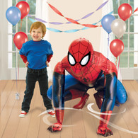 Ultimate Spiderman Airwalker Balloon