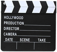 Hollywood Clapper Board | Smiffy's