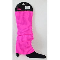 Legwarmers Neon Pink | Trademart
