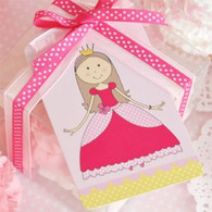 Illume Design Princess Partyware Gift Tags