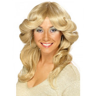 70's Blonde Flick Wig | Smiffy's