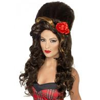 Smiffy's Amy Winehouse Rehab Beehive Wig