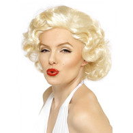 Marilyn Monroe Offical Wig | Smiffy's