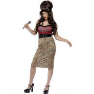 Smiffy's Amy Winehouse Rehab Babe Outfit