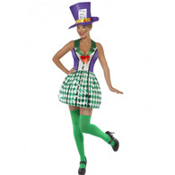 Smiffy's Mad Hatter Female Outfit