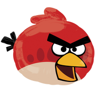 Angry Birds Supershape Foil Balloon