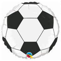 Qualatex Soccer Foil Balloon