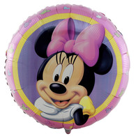 Disney Minnie Mouse Character Foil Balloon