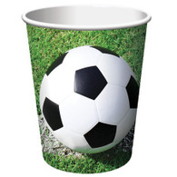 Soccer Sport Fanatic Party Cups | Creative Converting