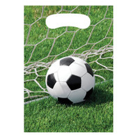Soccer Sport Fanatic Party Loot Bags | Creating Converting