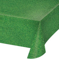 Soccer Sports Fanatic Grassy Party Tablecover   Creating Converting