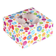 Artwrap Party Cupcake Box