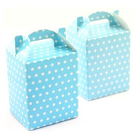 Contents Blue Polka Dot Noodleboxes