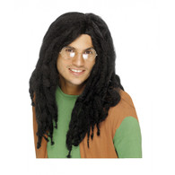 Dreadlock  Black Wig | Smiffy's
