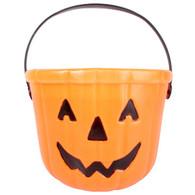 Halloween Orange Pumpkin Lolly Bucket | Dr Tom's