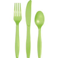 Premium Cutlery Set Fresh Lime | Touch of Color
