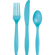 Premium Cutlery Set Bermuda Blue | Touch of Color
